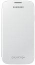 Etui Flip Cover do Galaxy S4 Polaris White